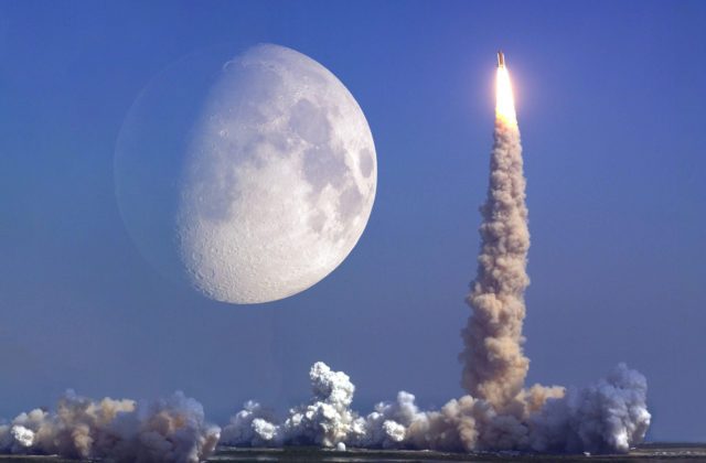 Moon pay Easy Crypto South Africa rocket going to moon image